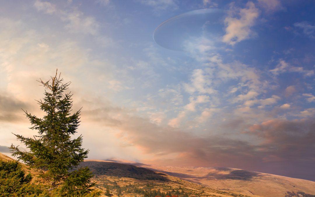 Aliens fra stjernene snakker om Gud og miljøet