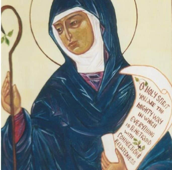 Hildegard von Bingen – Sibyllen fra Rhinen
