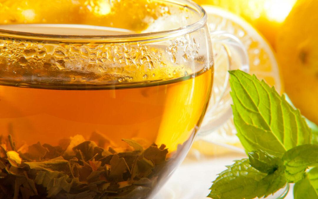 A nice cup of spiritual tea