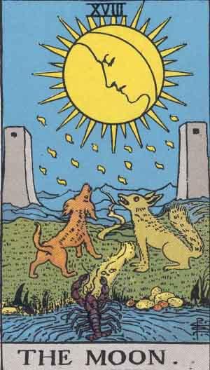 Tarotkortene: