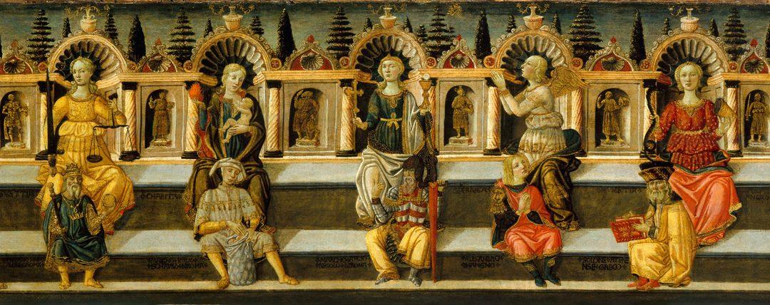 De syv dydene og det nye åndelige menneskebildet