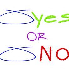Valgets kval - slik finner du riktig svar