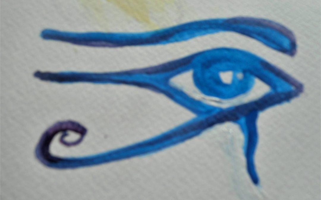 Drømmetolkning-  Øyet som ser