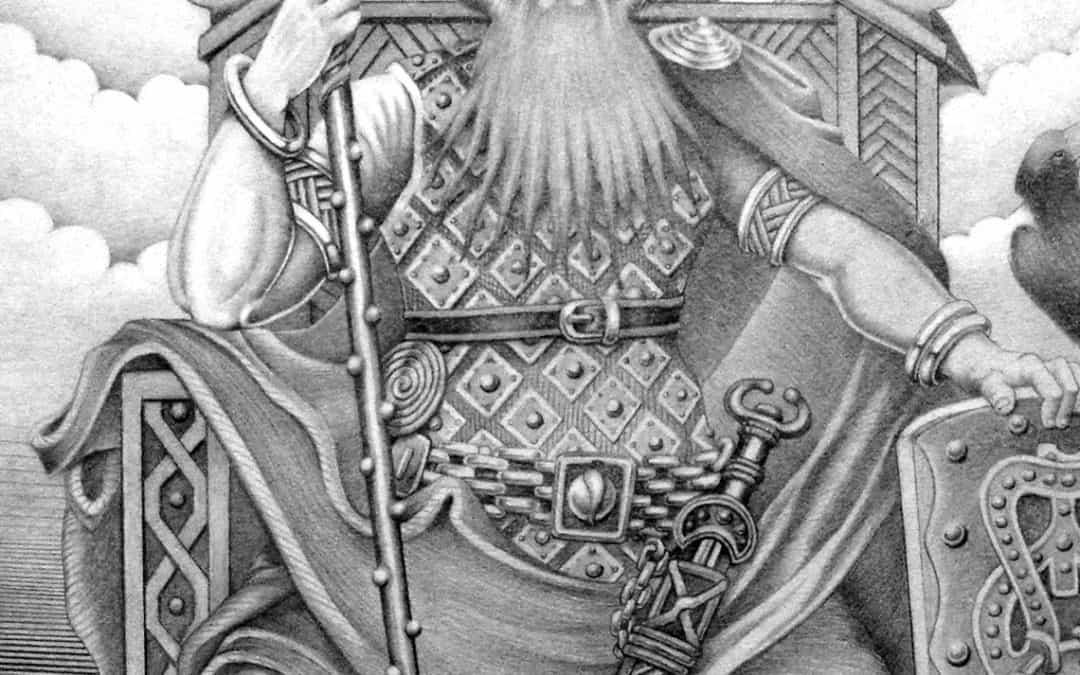 Den guddommelige tørsten – et nytt syn på norrøn mytologi