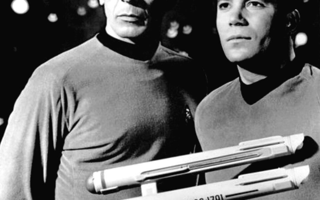 Star Trek viser vei mot fremtiden