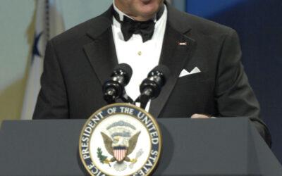 En ny president
