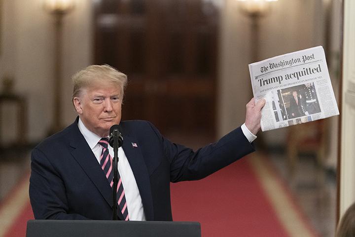 Astrologi – Dagsmelding fra Donalds Trumps astrologiske utfordringer