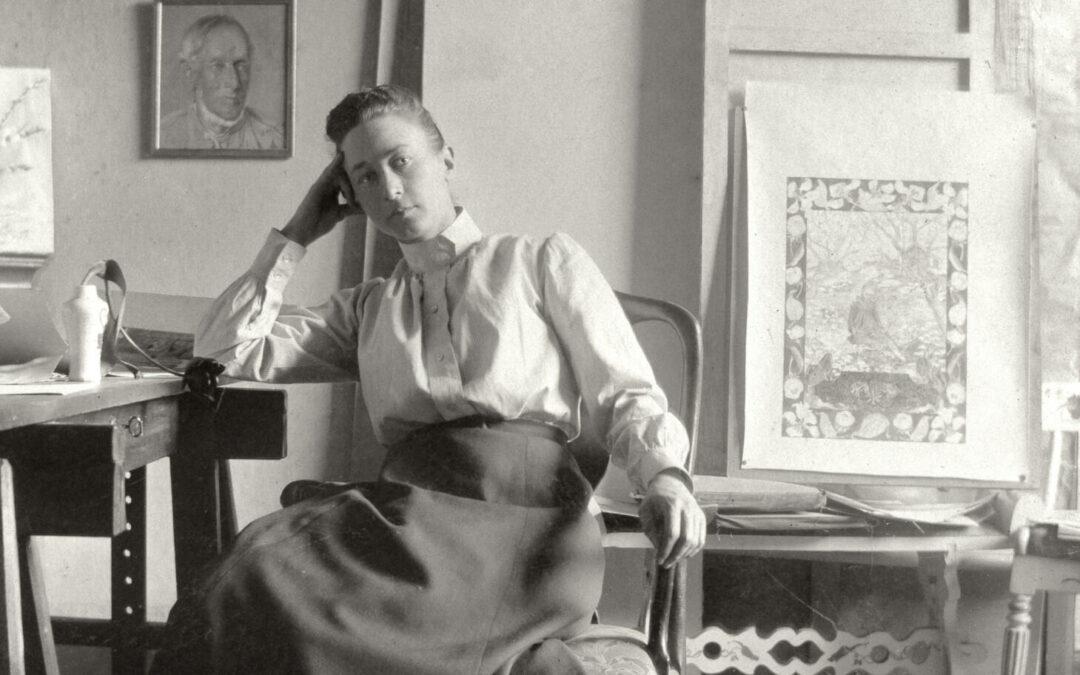 Hilma af Klint – En spirituell og multidimensjonal kunstner