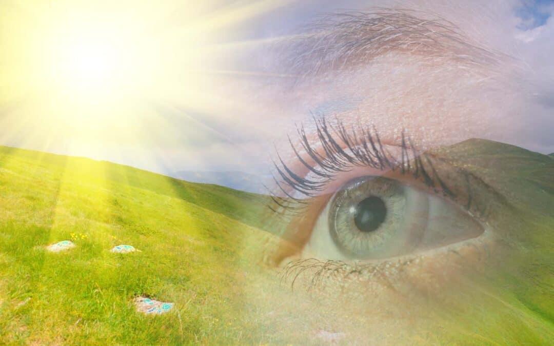 Lær å se energi med øynene – 3 enkle øvelser