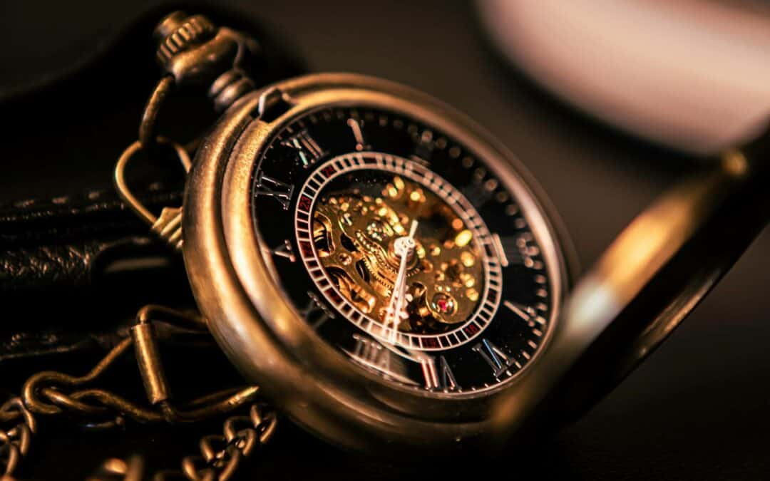 Tid, vaner og ritualer