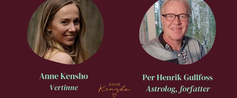 Intervju med Per Henrik Gullfoss av Anne Simone Kensho / Soul Alignment – Finn hjertets vei