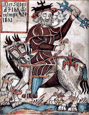 Hugin, Munin og alle de andre dyrene fra Valhall og rimtussenes verden